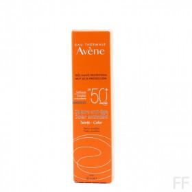 Avene Solar Antiedad con COLOR SPF50+ 50 ml