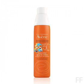 Avene Spray niños SPF50+