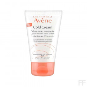 Avene Cold Cream Crema de manos concentrada 50 ml