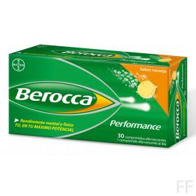 Berocca Performance Sabor Naranja 30 comp. eferv