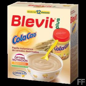 Blevit Plus 8 Cola Cao 600 gr