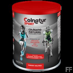 Colnatur Sport Colágeno Sabor neutro 330 gr