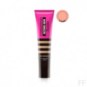 Comodynes Second Skin Maquillaje Ultra Fluido