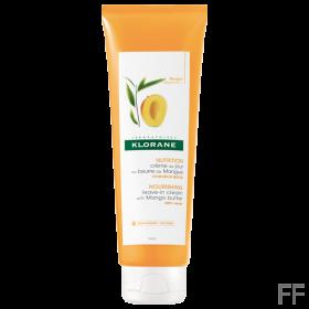 Nutrición y Flexibilidad / Crema de día con Manteca de Mango - Klorane (125 ml)