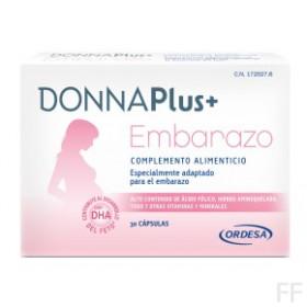 DonnaPlus+ Embarazo 30 cápsulas