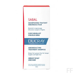 Ducray Sabal Champú seborreductor 200 ml