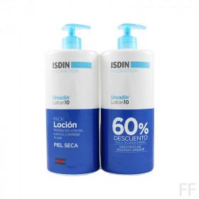 Duplo Ureadin Lotion10 Hidratación Intensa 2 x 750 ml Isdin
