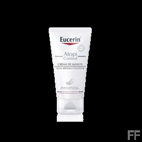 Eucerin AtopiControl Crema de manos 75 ml