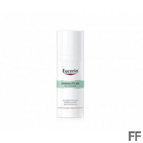 DermoPure / Fluido Facial Hidratante Matificante
