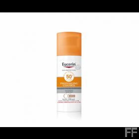 Eucerin Sun CC Creme Photoaging Control SPF50+ 50 ml