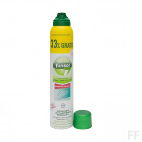 Funsol Spray Desodorante pies