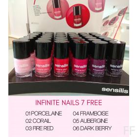 Sensilis Infinite Nails Esmalte de uñas