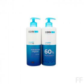 Pack Isdin Ureadin Lotion10 + Gel de baño