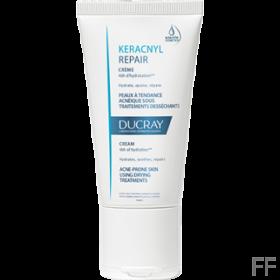 Keracnyl / Repair Crema estéril - Ducray (50 ml)