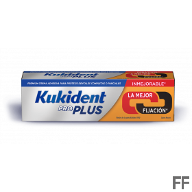 Kukident Pro Plus Crema Adhesiva La mejor fijaci