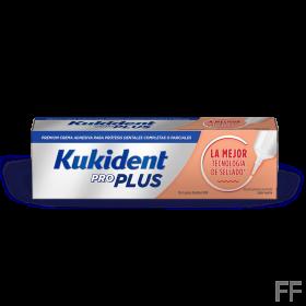 Kukident Pro Plus Crema Adhesiva El mejor sellad