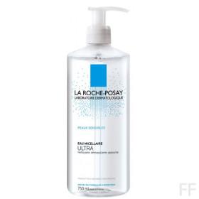Agua micelar Ultra Piel sensible 750 ml La Roche Posay