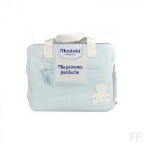 Bolsa Azul Mis primeros productos - Mustela