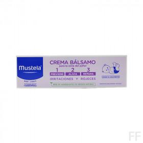 Mustela Crema bálsamo 1, 2, 3 - 50 ml