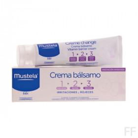 Mustela Crema bálsamo pañal 1,2,3 150 ml