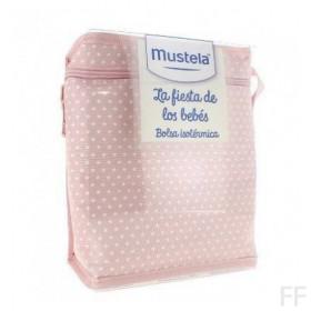 Mustela Bolsa isotérmica Rosa La fiesta de los bebés