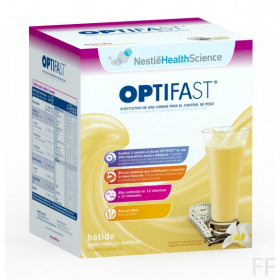 Optifast Batidos 9 sobres (vainilla)