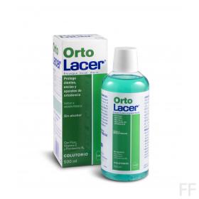 Lacer Orto Colutorio Menta 500 ml