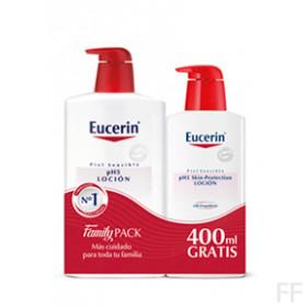 Eucerín Loción pH5 1000 ml + 400ml GRATIS