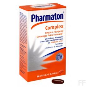 Pharmaton Complex cápsulas - 30 uds