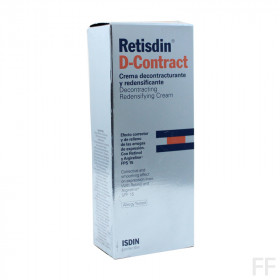Retisdin D-Contract Crema descontracturante redensificante 50 ml Isdin