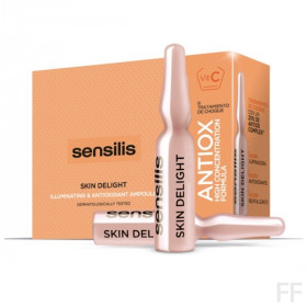 Sensilis Skin Delight Ampollas Efecto Instantáneo