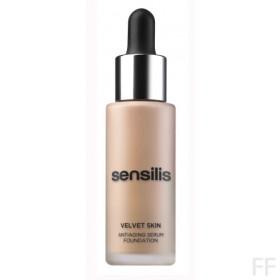 Sensilis Velvet Skin Base de Maquillaje Antiedad - Noix