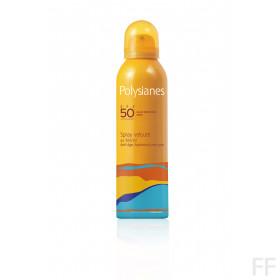 Spray Sedoso al Monoï SPF 50 - Polysianes (150 ml)