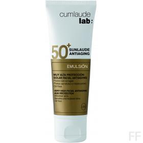 Cumlaude SUNLAUDE SPF50+ ANTIAGING 50 ml