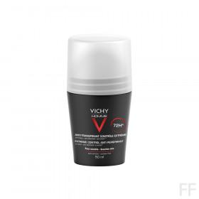Vichy Homme Desodorante Anti-transpirante 72h 50