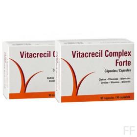 Duplo Vitacrecil Complex Forte. 2 x 90 caps