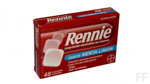 Rennie 48 comp sacarosa