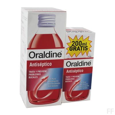 oraldine colutorio 400 ml