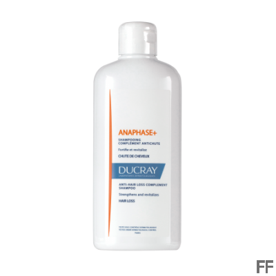 Duplo Ducray Anaphase+ Champú Anticaída 2 x 400 ml