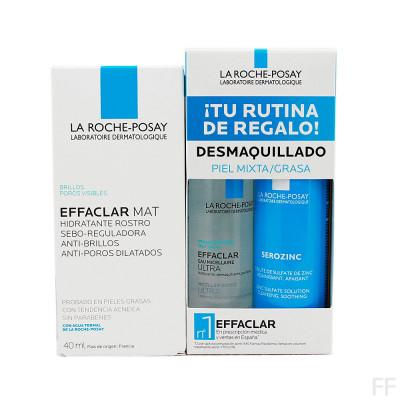 Effaclar MAT Hidratante sebo-reguladora La Roche Posay