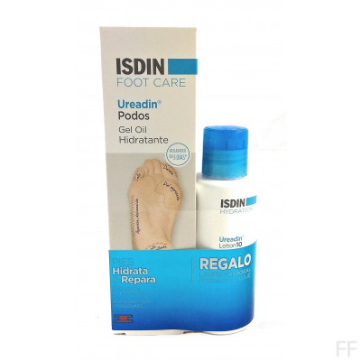 Ureadin Podos Gel Oil Hidratante 75 ml + REGALO Lotion10 100 ml